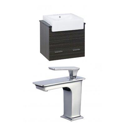 Xena Farmhouse 24 Single Bathroom Vanity Set