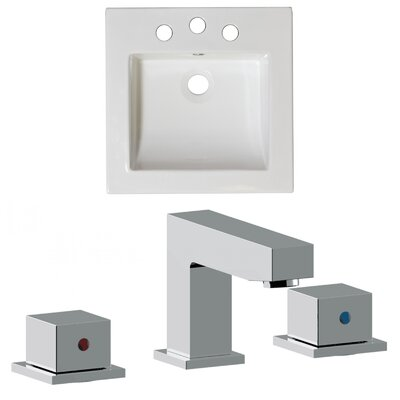 Nikki 22 Single Bathroom Vanity Top