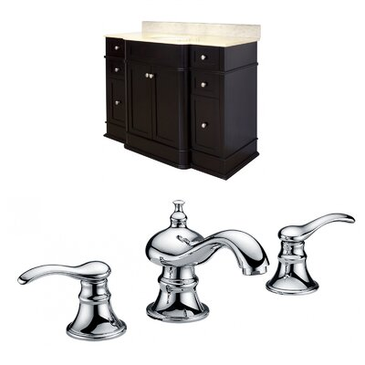 Granicus 50 Double Bathroom Vanity Set