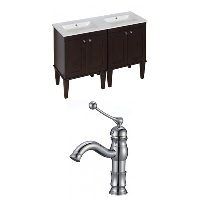 Roxy 48 Single Bathroom Vanity Set