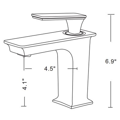 Ceramic 31 Single Bathroom Vanity Top