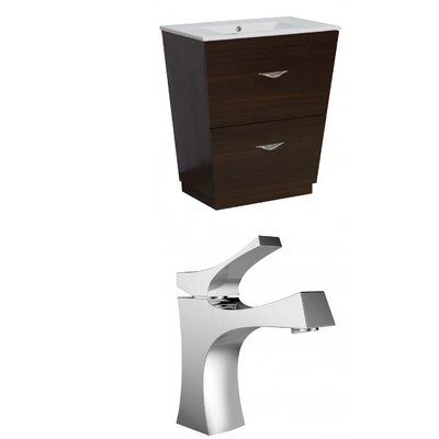 Vee 28 Single Bathroom Vanity Set
