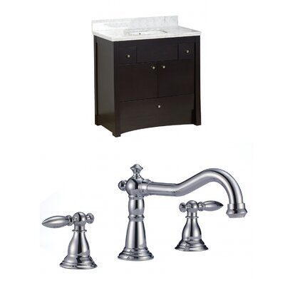 Elite 36 Single Bathroom Vanity Set