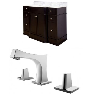 Granicus 50 Single Bathroom Vanity Set