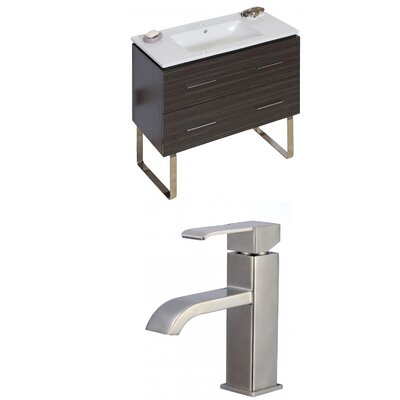 Xena 36 Single Bathroom Vanity Set
