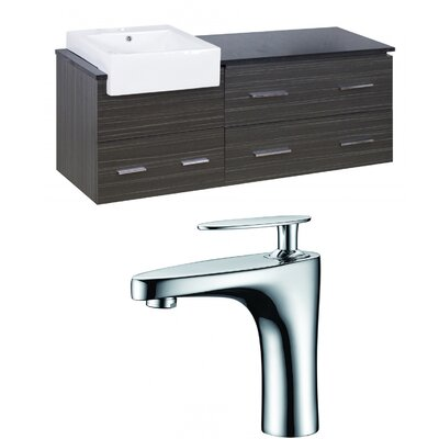 Xena Farmhouse 60 Single Bathroom Vanity Set