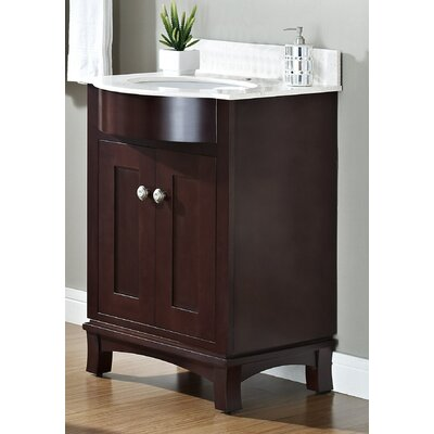 Tiffany 24 Transitional Vanity Base Set