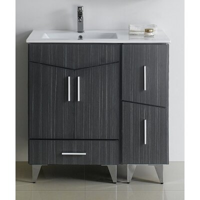 "Zen 36"" Modern Vanity Base Set AI-18127"
