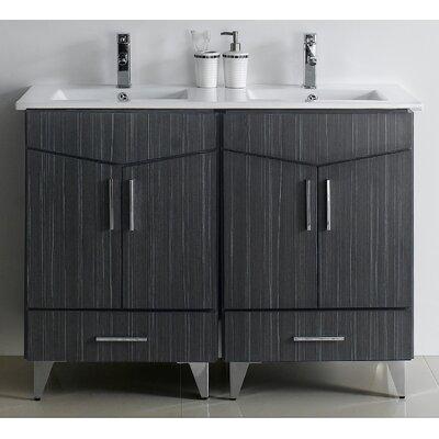 Zen 48 Modern Vanity Base Set