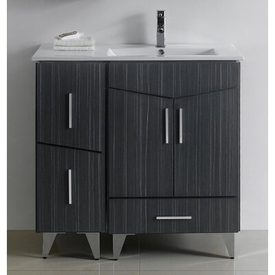 "Zen 36"" Modern Vanity Base Set AI-18128"