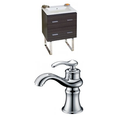 Xena 24 Single Bathroom Vanity Set