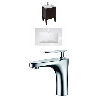Roxy 24 Single Bathroom Vanity Set
