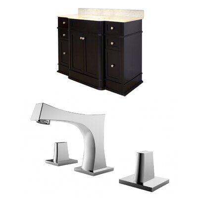 Granicus 50 Single Bathroom Vanity Set