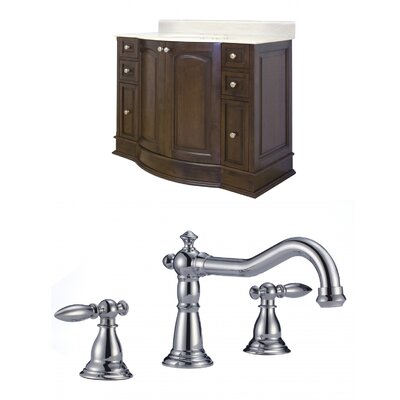 Villa 48 Single Bathroom Vanity Set
