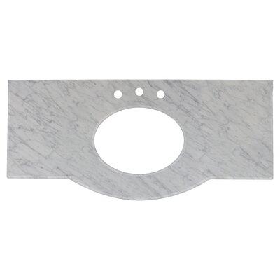 Allure Marble 50 Single Bathroom Vanity Top