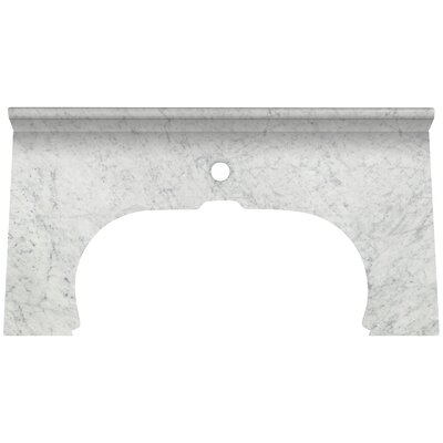 Transition Marble 33 Single Bathroom Vanity Top