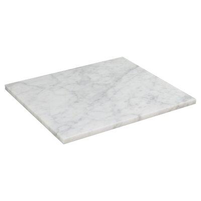 Metro Marble 15 Single Bathroom Vanity Top