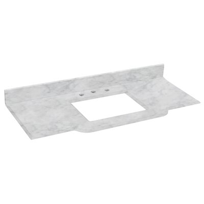 Granicus Marble 49 Single Bathroom Vanity Top