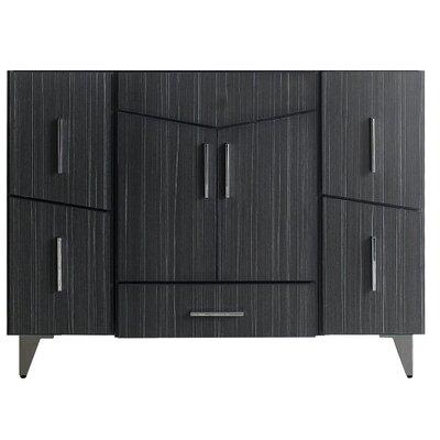 Zen Plywood-Melamine 48 Single Bathroom Vanity Base