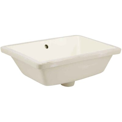 Hardenburgh Drilling Floor Mount 32 Single Bathroom Vanity Set Sink Finish: Biscuit, Faucet Mount: 8 Centers, Top Finish: Beige