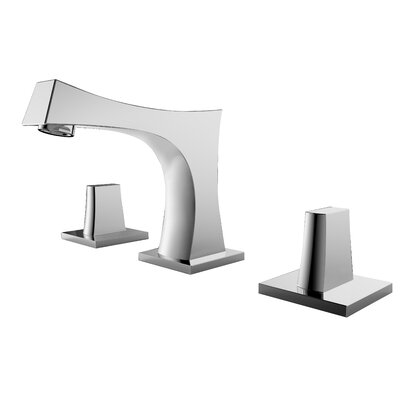 Harrop Floor Mount 35.5 Single Bathroom Vanity Set Faucet Mount: 8 Centers