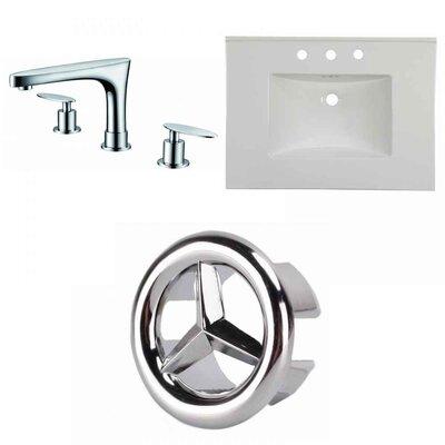 31 Single Bathroom Vanity Top