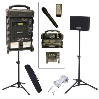 AmpliVox Titan 800 Wireless Portable Bundle PA System at Sears.com