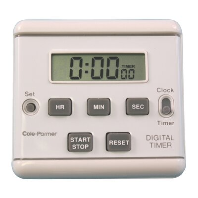 Clip-on Clock Timer