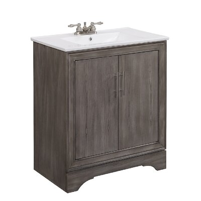 Larissa 31 Single Bathroom Vanity Set