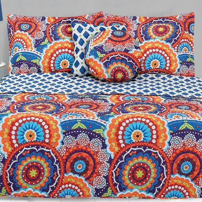 Lauren Taylor Monterrey Quilt Set Size: Full / Queen