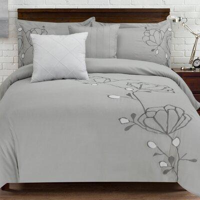 Boyce 5 Piece Comforter Set Size: Full