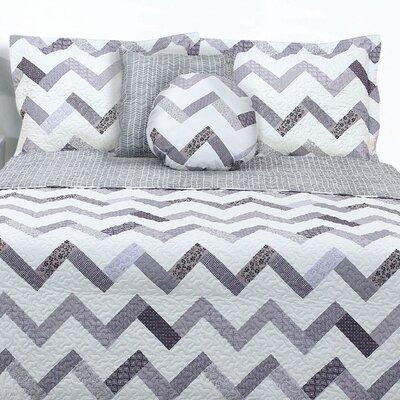 Lauren Taylor Xico Quilt Set Size: Twin