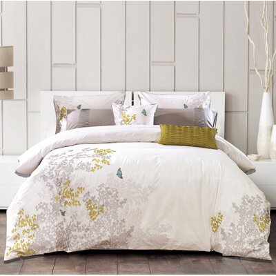 Boyce 6 Piece Comforter Set Size: King