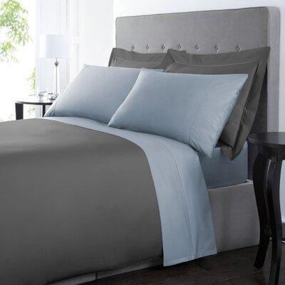 Blanc De Blancs 1000 Thread Count Sheet Set Size: Queen, Color: Pale Blue