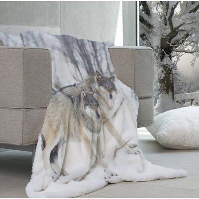 Lauren Taylor Polyester Throw