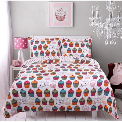 Lauren Taylor Ginny Juvenile Quilt Set Size: Full