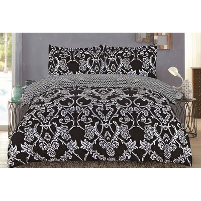 Robin Duvet Cover Set Size: Twin