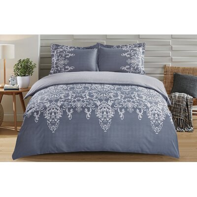 Carnside Duvet Cover Set Size: Twin