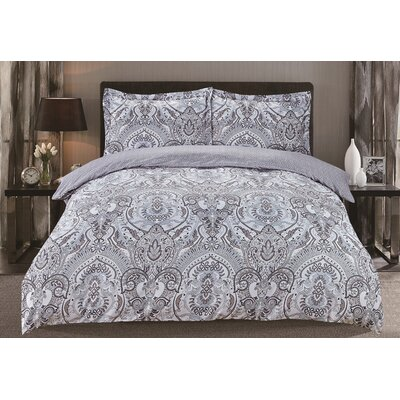 Carnside Duvet Cover Set Size: Full