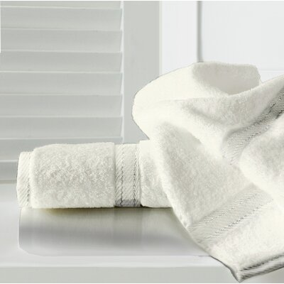 Sandra Venditti Bath Towel 2 Piece Towel Set Color: Wheat