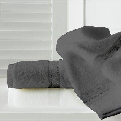 Sandra Venditti Bath Towel 2 Piece Towel Set Color: Pewter
