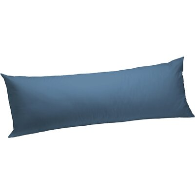 Feather Body Pillow Color: Turquoise