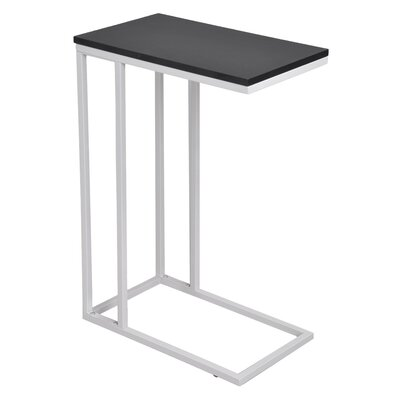 Chevell Side Table Finish: Black