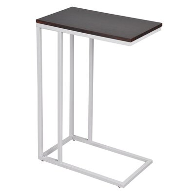 Chevell Side Table Finish: Espresso