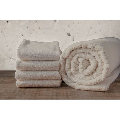 W Home Rayon from Bamboo Spa Washcloth Color: Taupe
