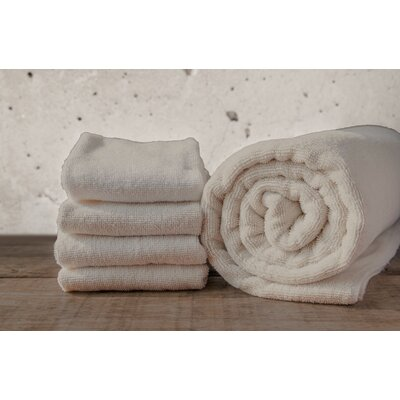 W Home Bamboo Spa Bath Towel Color: Taupe