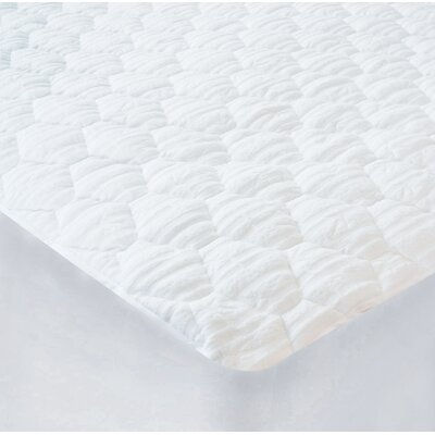 W Home Jacquard 14 Polyester Mattress Pad Size: Twin