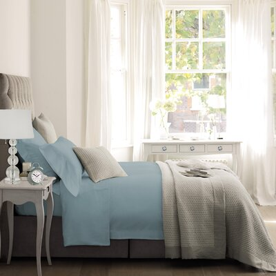 Coleman 1500 Thread Count Sheet Set Size: Queen, Color: Light Blue