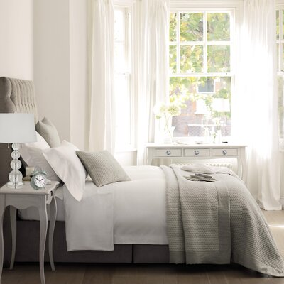 Coleman 1500 Thread Count Sheet Set Size: Queen, Color: White