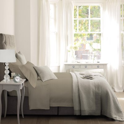 Coleman 1500 Thread Count Sheet Set Size: King, Color: Taupe